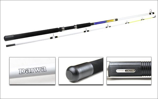 FREE SHIPPING NEW ilureSpinning fishing rod Jupiter Boat 2.1m/2.4m