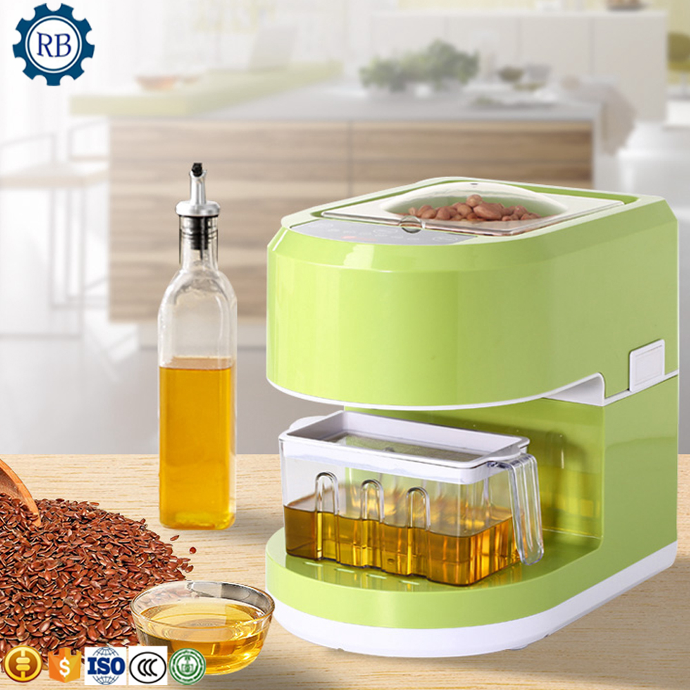 Energy Saving Small Oil Press Machine Cold Mini Oil Press Machine /oil Expeller/small Coconut Oil Extraction Machine