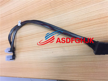 MXGC9 FOR Dell R720 Dual miniSAS PCIe X8 to Backplane Cable 0MXGC9 100% TESED OK