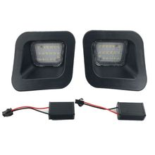 Pickup LED License Plate Light 1500/2500/3500RAM Classic for Dodge RAM Series