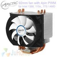 4pin PWM 90mm 92mm Fan TDP 140W For Intel LGA1366 115x 775 For AMD FM1 FM2