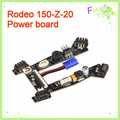 Walkera Rodeo 150 Rodeo 150-Z-20 Power Board Spare Parts Walkera Rodeo 150 Parts Free Track Shipping
