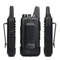 מכשיר הקשר 20pcs Retevis RT22 מיני מכשיר הקשר 2W UHF VOX סריקה CTCSS / DCS צג TOT תדר רדיו נייד ערכה שימושית ווקי טוקי RU (4)