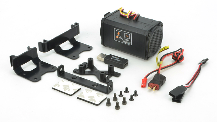 Sense Innovations ESS-Dual Motor Soundmodul