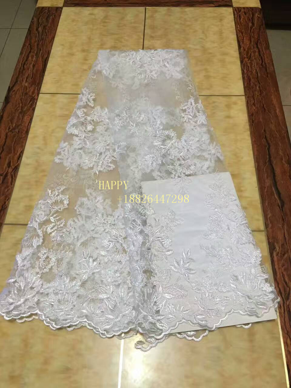 The Best 3d Lace Fabric 2018 High Quality Lace African Lace Fabric Net French Tulle Lace Fabric Lr043 Free Ship By Dhl Parts & Accessories Apparel & Merchandise