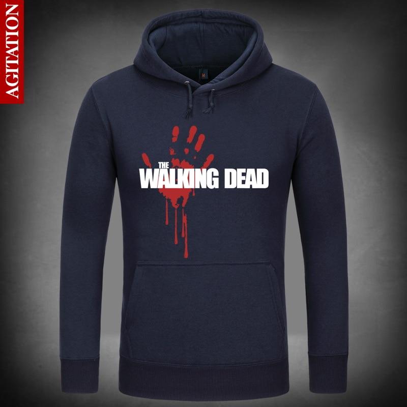 Pull Capuche Vêtements Walking 2 Survie À Zombie Hoodies Shirts Sweat Manteau Dead 1 The Nouveau wHfTpYn0x