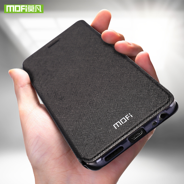 Meizu Pro 7 Artı kılıfı için Meizu Pro7 durumda silikon kapak lüks kapak kılıf orijinal Mofi Meizu Pro için 7 artı durumda 360 capas
