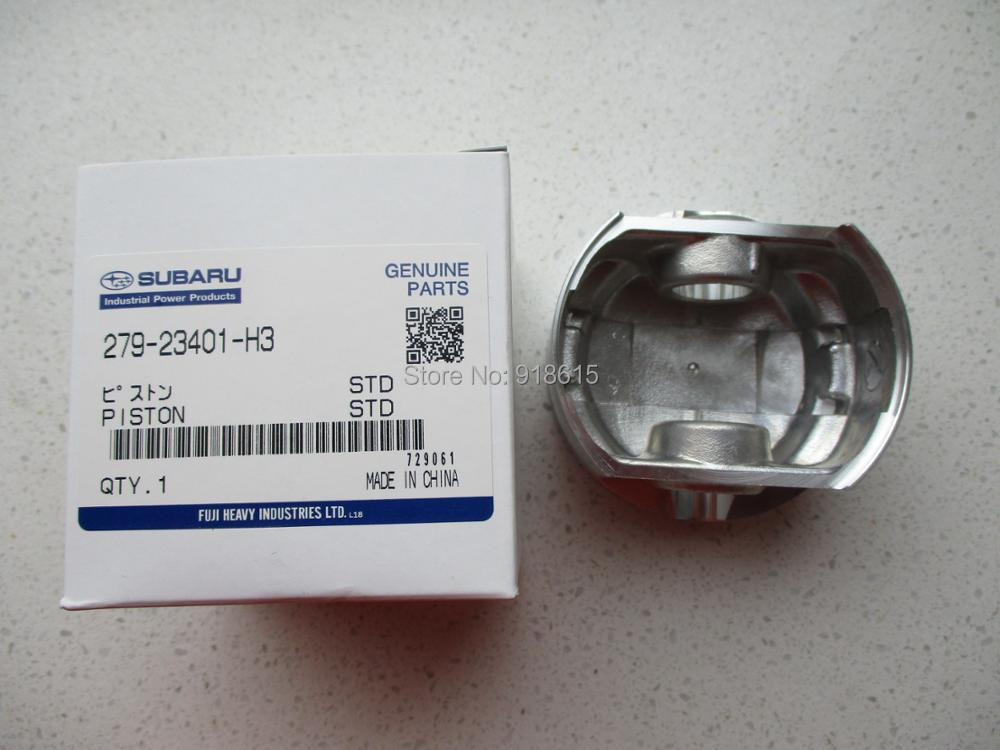 цена на free shipping robin EX27  PISTON GASOLINE ENGINE PARTS 279-23401-H3