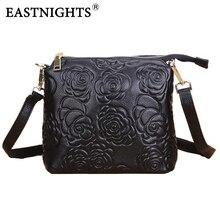 EASTNIGHTS 2017 Handbag Fashion Genuine Leather Women Shoulder Bag Messenger bag Ladies Crossbody Bag Bolsas Femininas TW2814