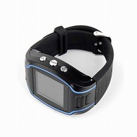 New Quadband TK109 Smart Watch GSP Tracker Remote tracking device 19N SOS For Running Man Two way communication