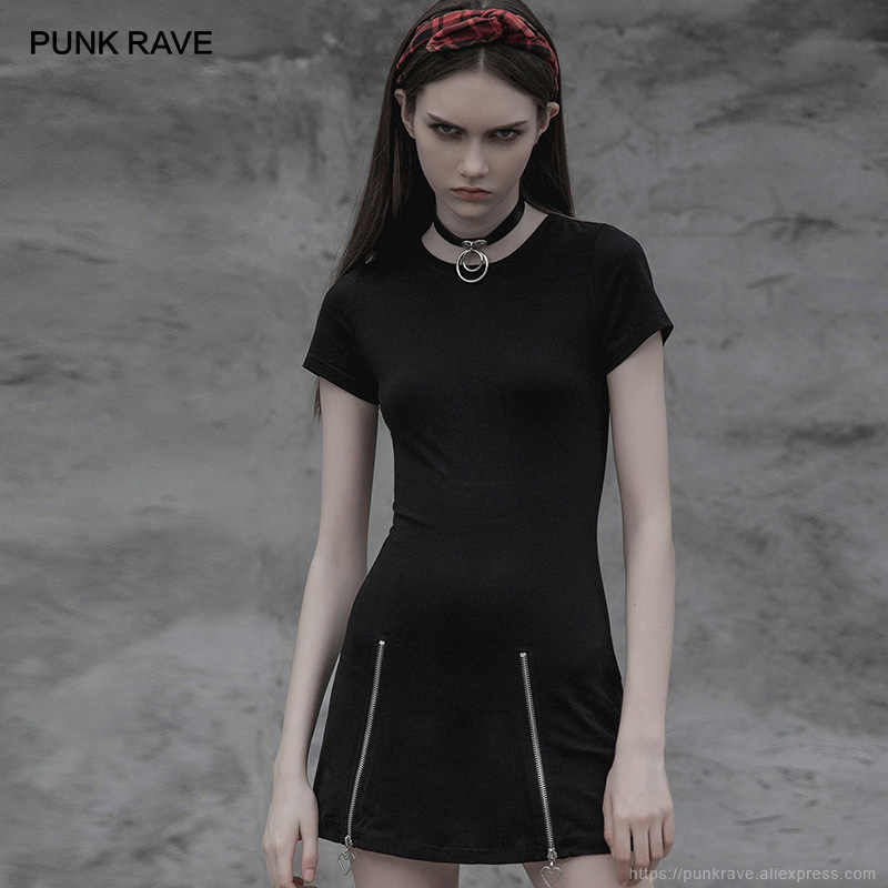 21a94078cea96 Detail Feedback Questions about PUNK RAVE New Gothic Women's Dark ...