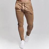 2018 NEW Running Pants Men Sport Pants Fitness Joggers Run Jogging Pants Sportswear Sweatpants GYM Training Trousers Rashgard