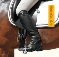 Cowhide equestrian leg guards horse riding Leggings chips outdoor sports equestrian harness horsemanship equestrian boots