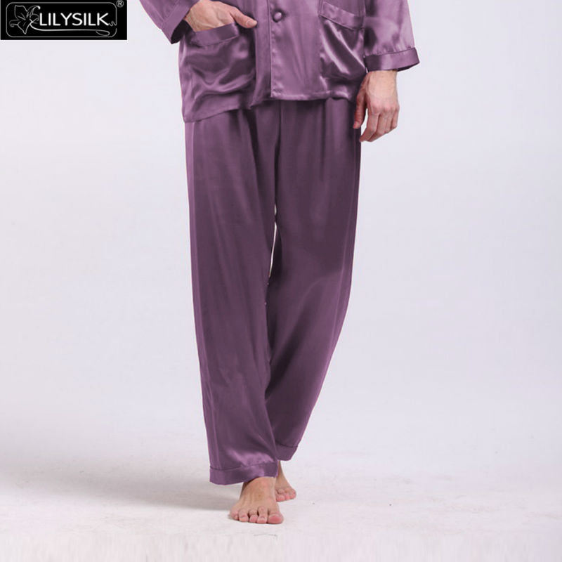 1000-violet-22-momme-long-silk-pants-for-men