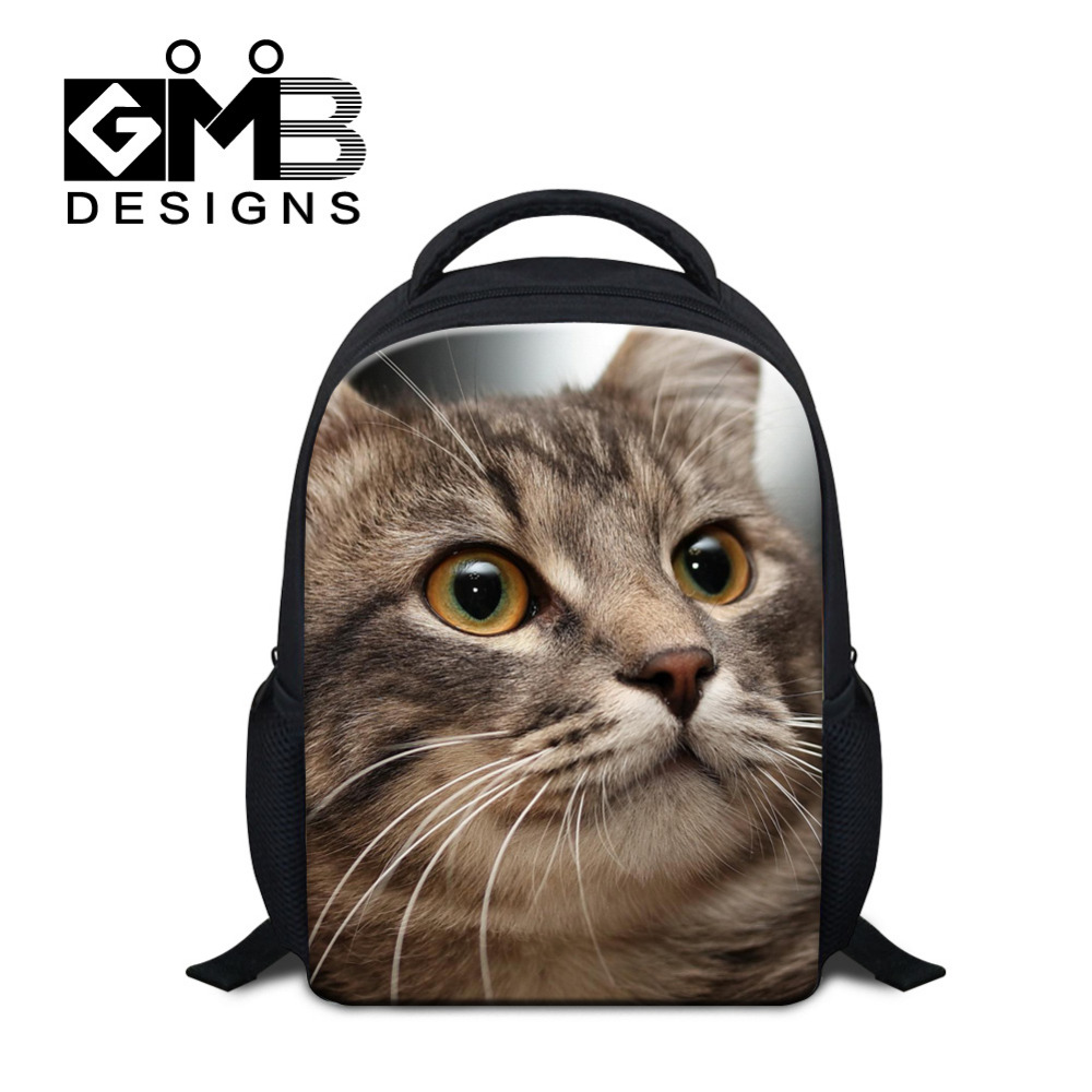 a7e376563f59 Dispalang Children Mini School Bags 3D Animal Printing Kindergarten  Backpack Baby Bookbag Mochila Infantil Small Shoulder Bag-in School Bags  from Luggage ...