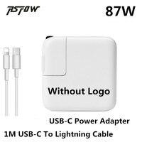 Rsfow 87ワットUSB-C電源アダプタ充電器のためのmacbook 12