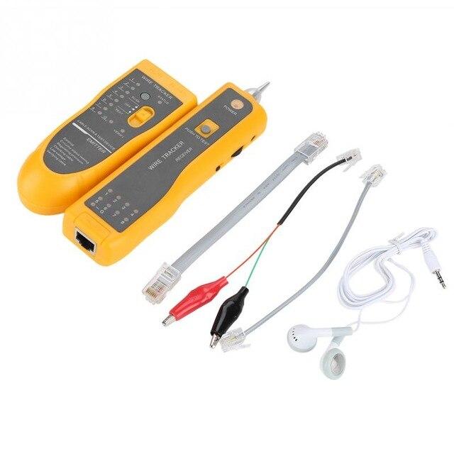 Portable Rapide LAN Testeur De Câble Réseau Ligne Trouveur Traqueur De Fil Analyseurs de Réseau Diagnostiquer Ton Outil