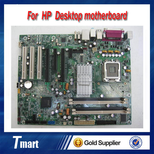ФОТО 100% working For HP XW4600 Desktop System Motherboard 441418-001 441449-001 fully tested