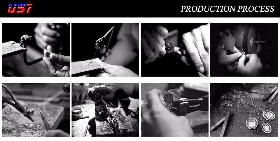 HIP India Cuff Bracelet Open Bangles Rose Gold/Silver Titanium Stainless Steel Fork Trident Bracelet for Men Women Jewelry 18