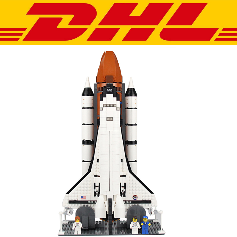 2017 New 1230Pcs Space Shuttle Expedition Model Building ...