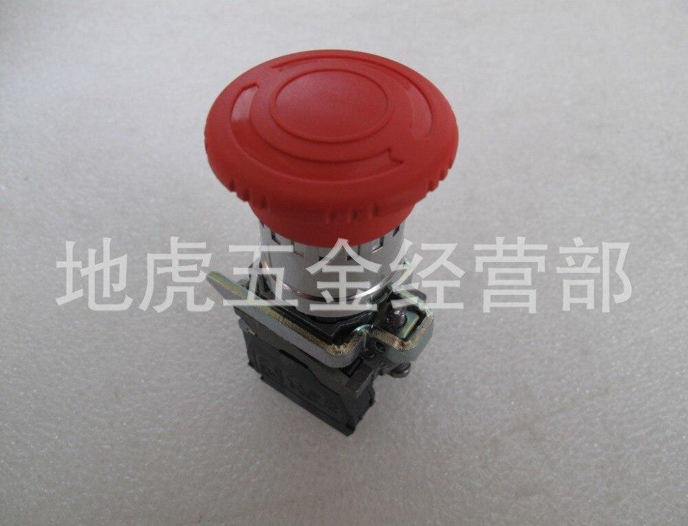 NEW Imports Mushroom Head Emergency Stop Button XB4BS8444, XB4BS8445