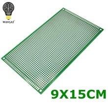 SUQ – carte pcb double face en cuivre, 9x15 cm, pour Arduino