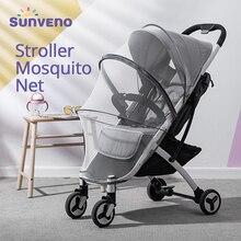 Sunveno akcesoria dla dzieci akcesoria do wózka dziecinnego wózek dziecięcy moskitiera siatka na robaki siatka na owady pokrywa bezpieczne niemowlęta siateczka ochronna