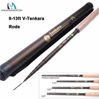 Maximumcatch V Tenkara Fly Rod 9FT 270cm 7 3 Action Fishing Rod With Sock Carbon Tube