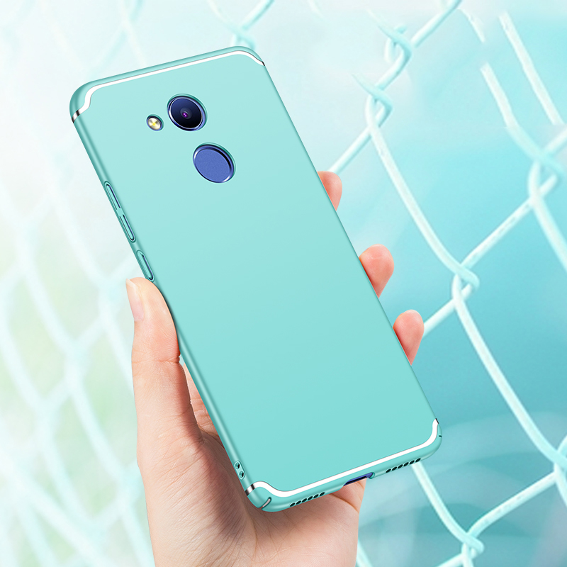 RHOADA For Huawei Honor 6c Pro Case Matte PC Hard Skin Fundas Housing Slim Back Cover Redmi For Huawei Honor V9 Play Phone Cases