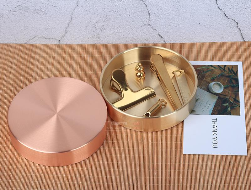 Bandeja de Cobre guarda mascarillas coronavirus almacenaje mascarillas ecoempresa productos sostenibles guardar mascarillas mask saver ecoempresa