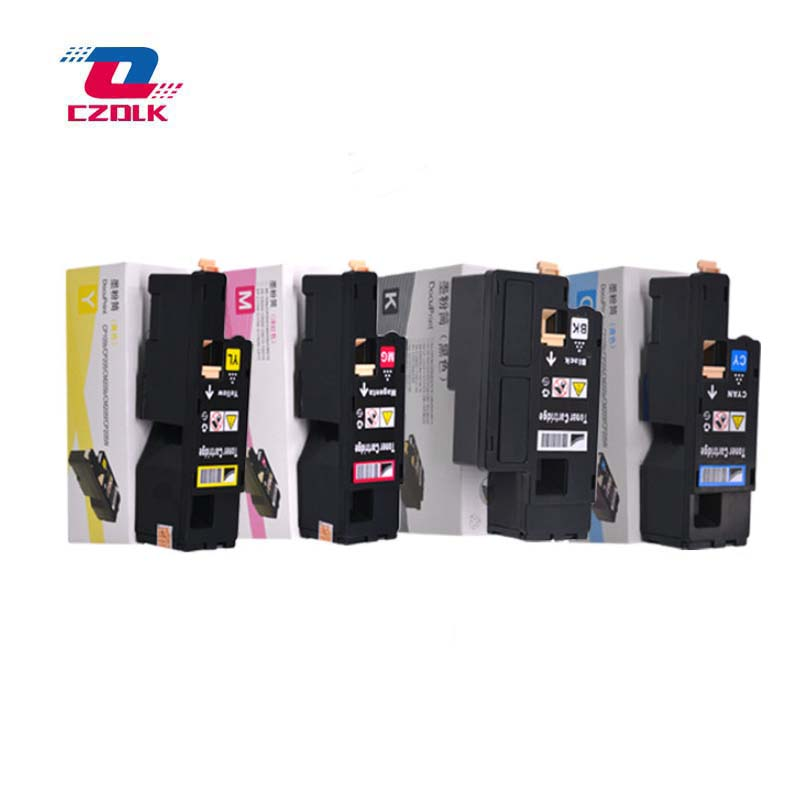 1set X New Compatible Toner Cartridge for Xerox CP105b Docuprint <font><b>CP105</b></font> CP205 CP205w CM205b CM205 CM205f CM205fw CP215 CM215 image