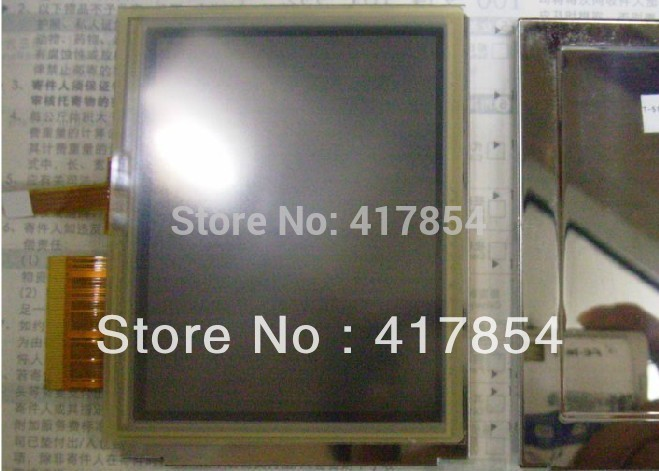 100% original For Intermec CK3 CN3E CN4 CN4E LCD screen display with touch screen don broco paris