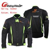 Summer Moto Racing Ring Tribe Plus Size Motorcycle Jacket Moto Protection Armor Riding Clothing Mot Orbike