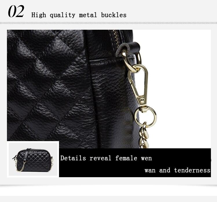 Hmily designer mulheres mensageiro sacos de couro