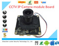 LUCKER SECURITY CCTV IP Camera module Board XM510+H42 SC1135 720P 960P ONVIF H264 Mobile Serveillance CMS XMEYE Lens Focused IRC