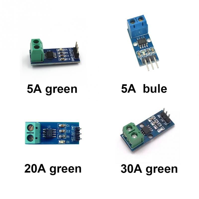 US $1 83 |5A 20A 30A Range Current Sensor Module ACS712 For Arduino  Raspberry Pi UNO-in Switches from Lights & Lighting on Aliexpress com |  Alibaba