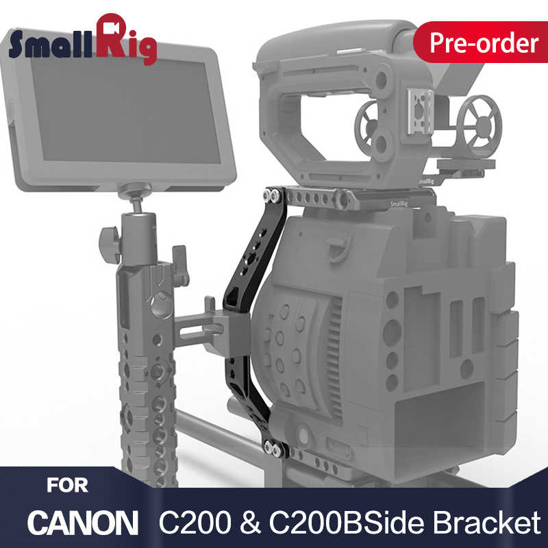 Detail Feedback Questions about SmallRig for Canon C200