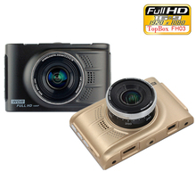 Original Novatek 96223 WDR Coche DVR de 3.0 pulgadas Full HD 1080 P Cámara Viechle Dash cam Video Recorder Registrator 170 grados Dashcam