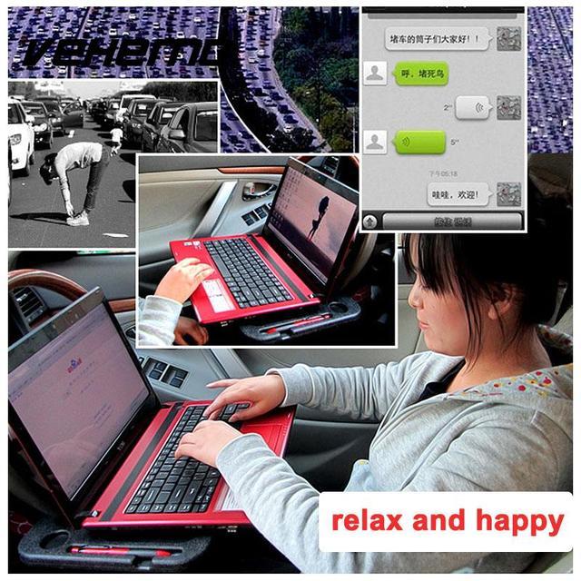 Car Desk Steering Table
