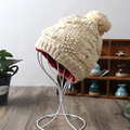 On Sale New 2014 Autumn Winter Cap Women Warm Woolen Knitted Fashion Hat For Gilrs Cap Woman Hat