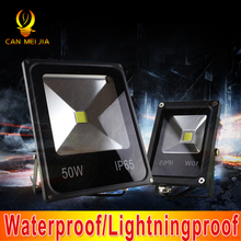 Led Floodlight Street IP65 Waterproof Led Spotlight Out door Exterior Led Flood Light Reflector 10W 20W 30W 50W 100W 110V 220V