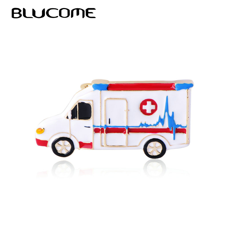 Ambulance Lapel Pins