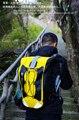30L Al Aire Libre Viajes En Canoa Profesional Natación Drifting Dry Sack Bolsa de Hombro Plegable de Almacenamiento A Prueba De Agua Mochila de Excursión Que Acampa
