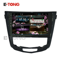 10.1″ Android 4.4 1024*600 Quad Core A9 Car stereo Video Player With GPS Navigation Radio for Nissan X Trail Qashqai 2014 2015