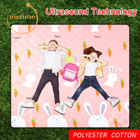 2019NEW High Quality 200x200 large Outdoor Picnic blanket beach Mat waterproof rug camping tapete Machine Washable baby mat play