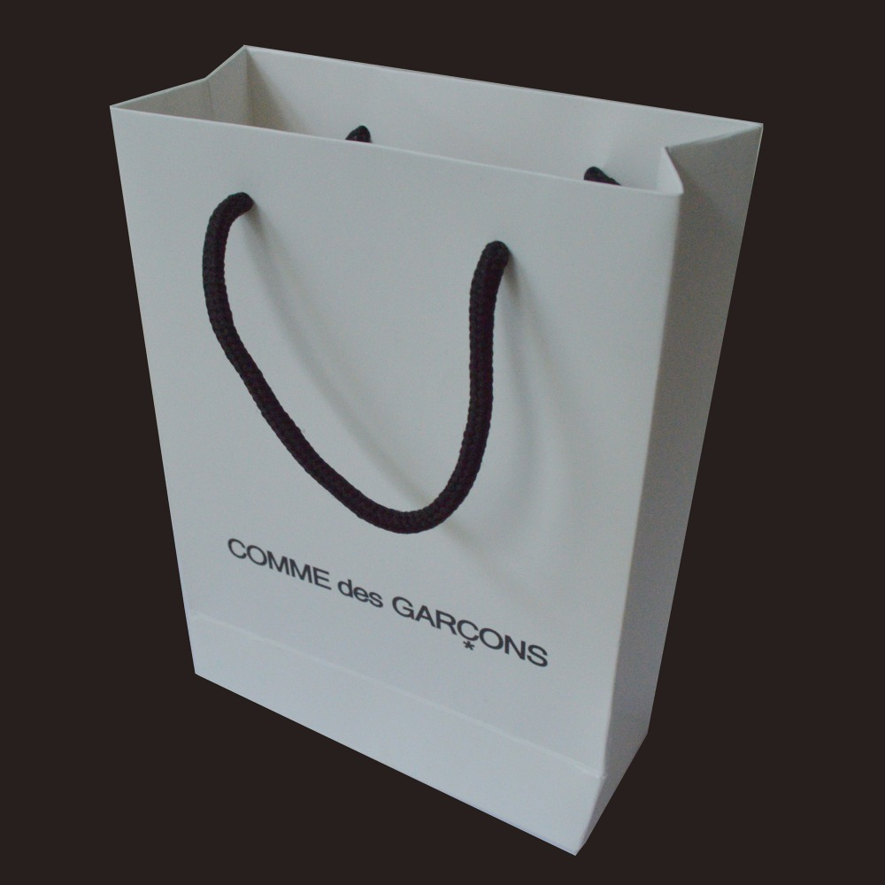 Wedding Gift Paper Bags : 15*6cm paper bags wedding gift bag white card paper bag painting paper ...
