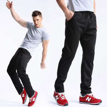 Big Size 4XL New Design Joggers SweatPants Men Delicacy Workout Full Black Length Pants Casual Exercise Wear Classic Trousers 2