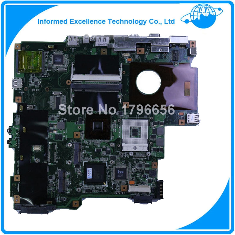 Free shipping For ASUS  F3A F3Q Latop Motherboard Mainboard 100%tested&fully work single row angular contact ball bearings 7212ac c 60 110 22