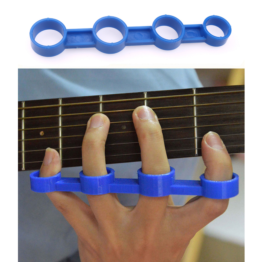Details about  /Einstellbare Gitarre Trainer Tool für Anfänger Finger Expansion Finger C9L2