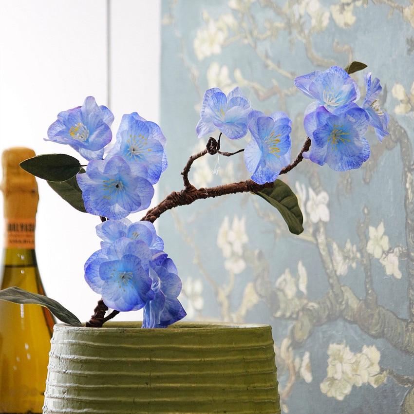 2018 Rushed Sale Դեկորատիվ Pu Cherry Blossom - Տոնական պարագաներ - Լուսանկար 3